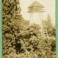 Dovecote [designed by Howard Van Doren Shaw]