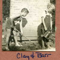 """Clay and Barr """"Gardening"""""""