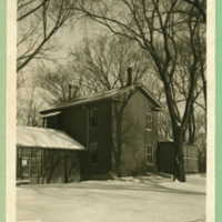 King's Barn before remodeling, back view