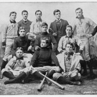 Lake Forest College Baseball Team 1891