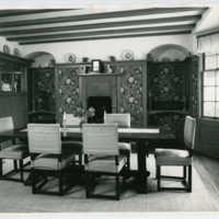 Ragdale dining room