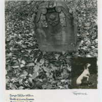Tuppence's tombstone