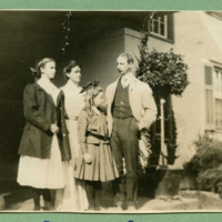 Howard Shaw and family