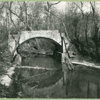 Skokie Bridge built by Howard Van Doren Shaw