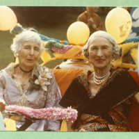 """The 80th Birthday Party, June 1897 to June 1977"""